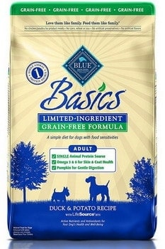 Best Dry Dog Food For Diarrhea