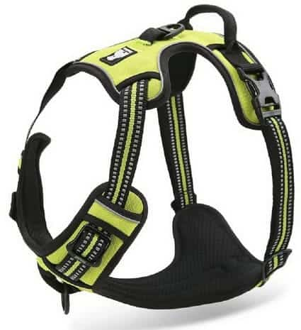 Chai's Choice Reflective Dog Harness