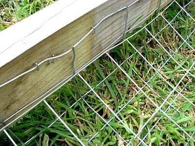 L-Footer Fence