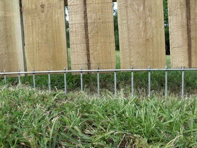 Reinforced Ground Fencing